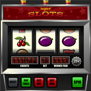 slot machine addiction